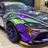2021/4/4シン・エヴァンゲリオン広告タイアップレーシングチームが超注目ドリフトレースに参戦!!!