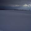 美瑛の雪の美しさ