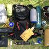 BBQとキャンプ、登山に焚き火やピクニック。何でも来やがれ!私のアウトドア道具