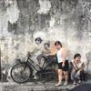 【マレーシア②】ペナン島、世界遺産ジョージタウンを散策