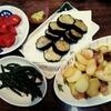 9月の夏野菜