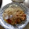 幸運な病のレシピ( 1542 )昼:イカゲソ天ぷらの素麺