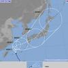2017年 台風18号 - 9/13時点で想定される影響・西日本への影響