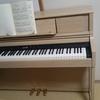 新しいピアノが我が家にきました!( ゚д゚ )