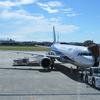 ANA国内線で座席モニター付き機材に乗ってみた(A321neo)