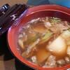 米沢で芋煮のおいしさに驚く