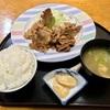 🚩外食日記(604)    宮崎ランチ   「定食の店  いなか家」④より、【生姜焼き定食】‼️