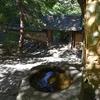 東大寺 知足院/大仏殿の北の山中。正倉院の傍らの林のなかに埋もれるように、ひっそりと。