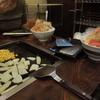 蒲田「ごとう」のもんじゃと、お好み焼きを食す!