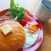 朝食に食べたい!ホットケーキプレート【献立メニュー】