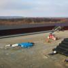バルト海の領海内に、ロシアのガスのパイプライン建設を認めるかどうかで、デンマークが苦境