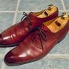 【モノシリーズ】おフランスのおくつ フランス紳士靴Loding