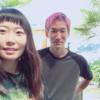 【世界一周ヘアスタイル】NZの日本人美容室で便乗カット