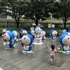 テレビ朝日・六本木ヒルズ夏祭り たくさんのドラえもんに会えるイベント