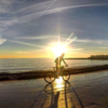 GoPro(ゴープロ)で撮った日の出は感動的だぞっ!  #goprosunrise