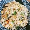 卵と米と油。炒飯の話。