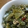 茎わかめを使ったやみつきピリ辛料理レシピ