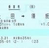 旅客連絡運輸規則改訂と連絡運輸廃止