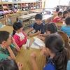 3年生:国語 1年生に伝える学校のこと