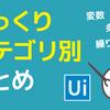 【UiPath】記事ざっくりカテゴリ別まとめ