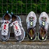 "【8月14日(火)発売】スニーカー抽選情報  ""NIKE REACT ELEMENT 87 DESERT SAND/DARK GREY"" AQ1090-002/AQ1090-003"