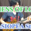 THE SQUAREの名曲「OMENS OF LOVE」をCASIOPEAサウンドでアレンジ