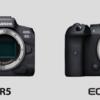 【カメラ】とうとう発売 EOS R5,R6