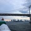 伊豆大島への船旅