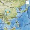 満月(月食)に四川省でM6.5の地震死傷者多数、米国では7月の暑さが世界新記録