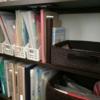 リビング収納見直しその③、無印のファイルボックス・ニトリのインボックスを使用して整理しました!