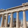アテネ;「アテナイ人諸君!」と同一化するべくアクロポリスの丘中心に巡る