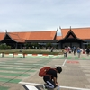 2017年8月15日(火) カンボジア・シェムリアップ到着【カンボジアひとり旅】#7