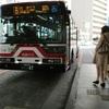 名鉄バス岡崎・足助線をいく - 2019年1月11日