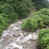 熊野川三枚滝