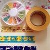 マスキングテープに重ねると可愛い100円の透明OPPテープとアイデアを紹介