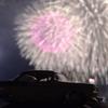 '56 Chevrolet Bel Airに乗って、長岡まつり大花火大会二日目。