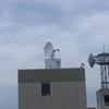 Xバンド気象用レーダー