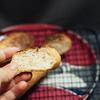 フランスパンを焼きました