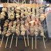 4/7昼食・桜まつり会場(中央区富士見)
