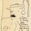 1917年ローザンヌのカフェで