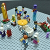 レゴ60234『ミニフィグセット 楽しいお祭り』レビュー