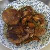 幸運な病のレシピ( 469 )朝:ハンバーグ、餃子種作り、煮しめ、夜は宴会