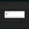ESXi6.5 - VMware Host Client でエラーが出てどうすることもできない(Chrome)