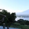 星のや富士行ってきたPart4 早朝の楽しみと早朝カヌー