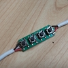 LEDバーライトの自動操作