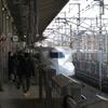 《旅日記》【乗車記】今日で見納め!東海道新幹線のニューステロップを楽しむ