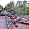 アンコールワット個人 ツアー(119)カンボジア 個人ガイド[バッタンバン観光] バッタンバン ガイド [バンブートレイン ツアー]