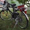 ミヤタ スーパーサリー(フラッシャー 自転車)で散歩