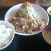 松本市「豚さん食堂」でいただいた本気のしょうが焼き定食B!本気のしょうが焼きのたれを自宅で楽しむ方法も紹介します( ^∀^)