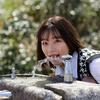 石川・富山美少女図鑑 撮影会! ─ 環水公園 2021年4月10日 NARUHAさん その38 ─